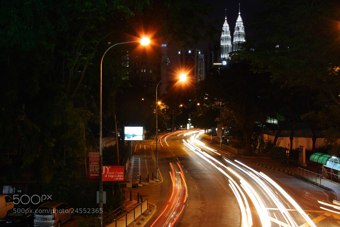 Photograph twin towers by Pranab Ghosh on 500px