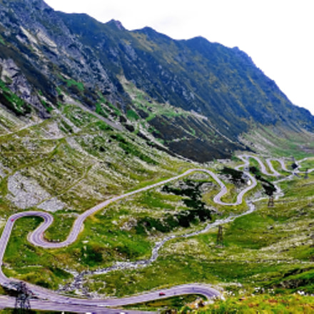 Transfagarasan Romania - As, Panasonic DMC-ZS20