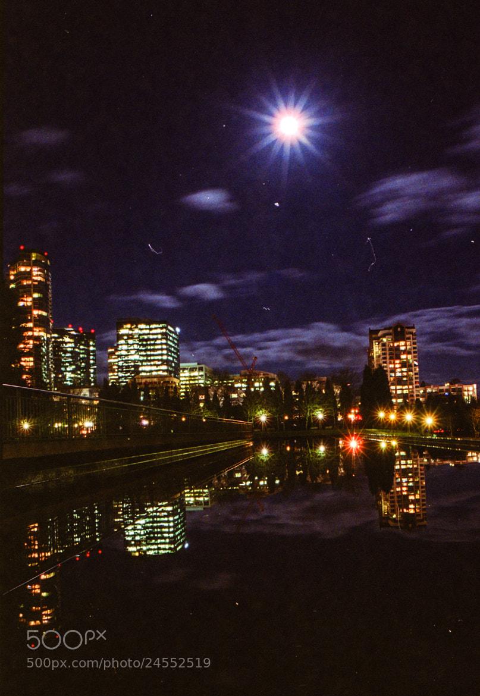 Photograph Downtown Bellevue by Suraj Balchand on 500px