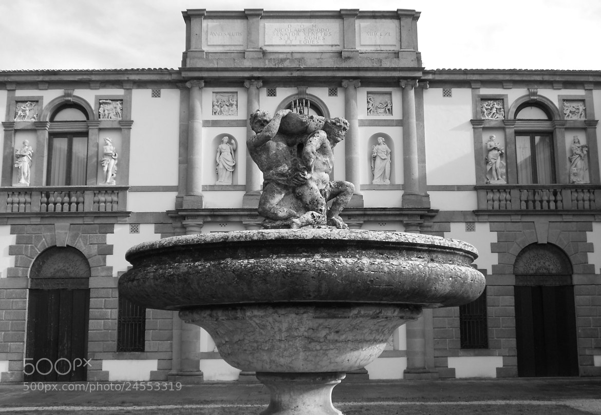 Photograph fontana a villa Duodo - Monselice by Fabrizio Pivari on 500px