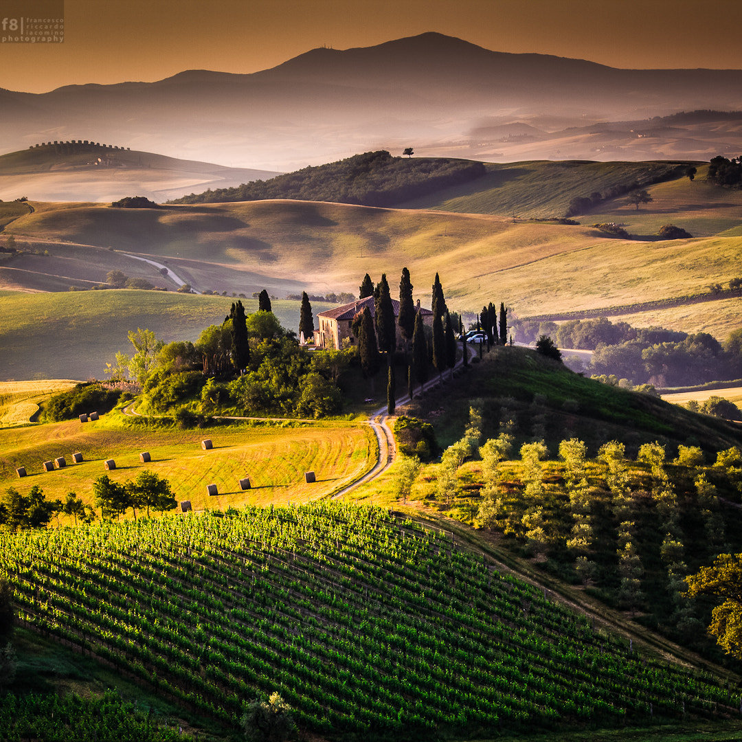 Photograph The Tuscan Morning by Francesco Riccardo Iacomino on 500px