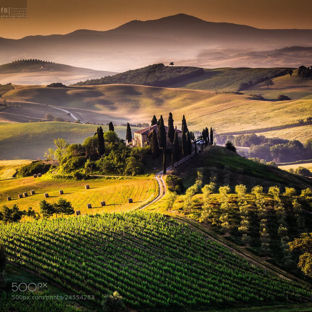 Photograph The Tuscan Morning by Francesco Riccardo Iacomino on 500px