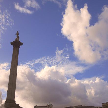 Nelson's Column, Nikon COOLPIX S3400