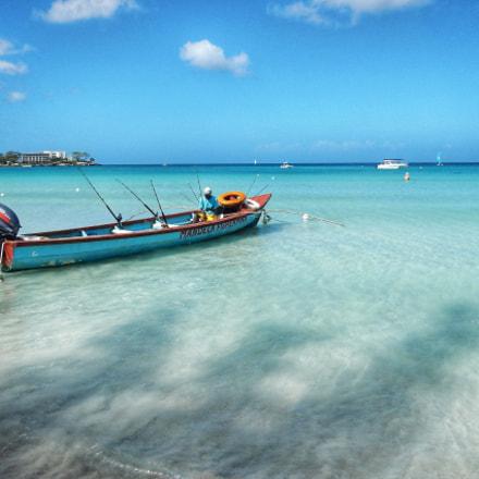 Jamaican Boat, Nikon COOLPIX AW110