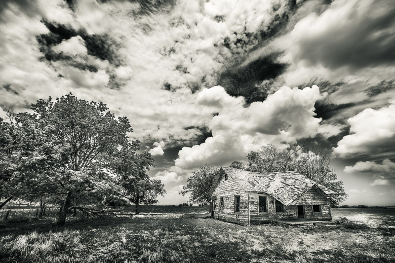 Photograph Old Parker House by Peter Hernandez on 500px