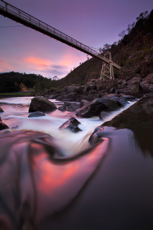 Photograph Gorge Light by Dylan Toh  & Marianne Lim on 500px