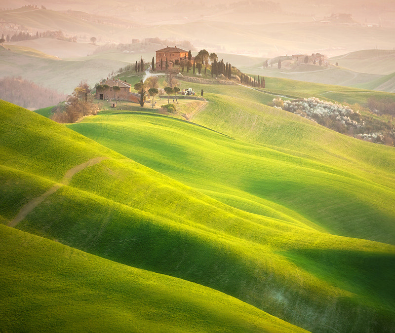 Photograph Brick house by Marcin Sobas on 500px