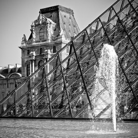 The Louvre by Duko  (dukozg)) on 500px.com
