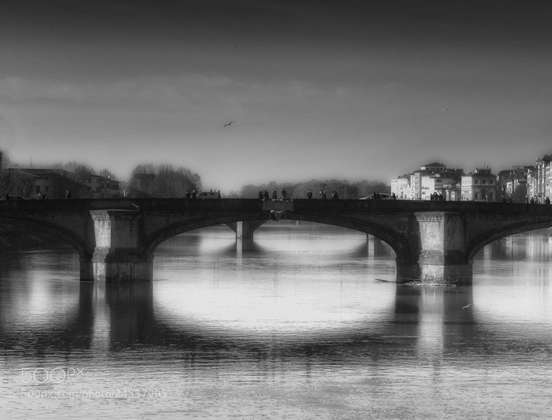 Photograph Florence - The bridges by Antonio  longobardi on 500px