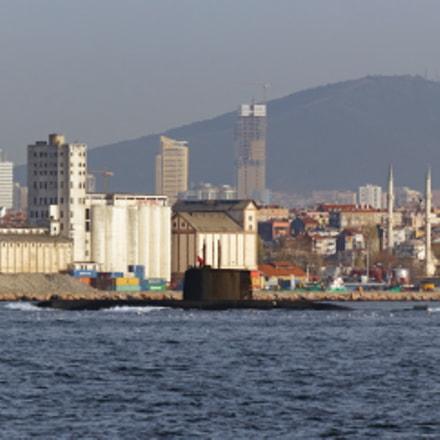 Istanbul. Bosphorus, Canon EOS 550D, Sigma 50-200mm f/4-5.6 DC OS HSM