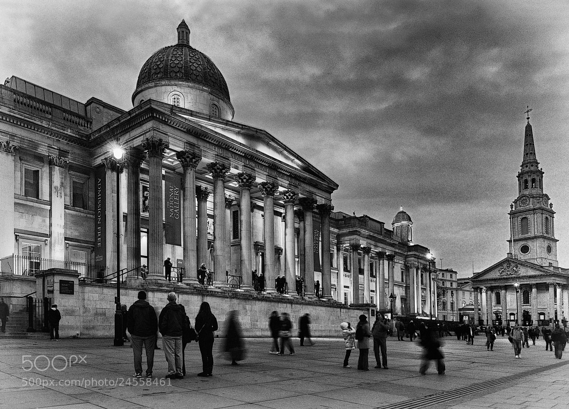 Photograph National Gallery by mauro maione on 500px