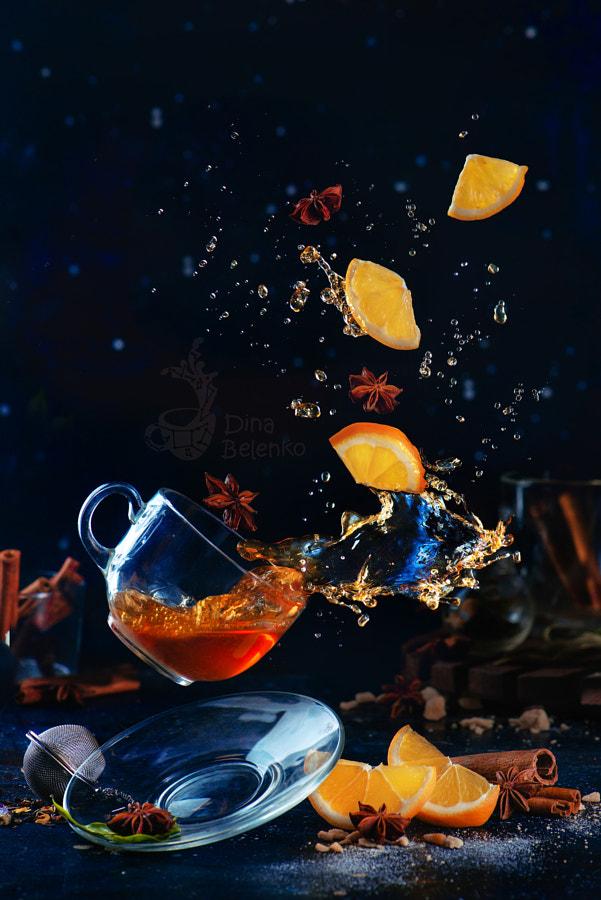 Lemon tea (Wingardium Leviosa!) by Dina Belenko on 500px.com