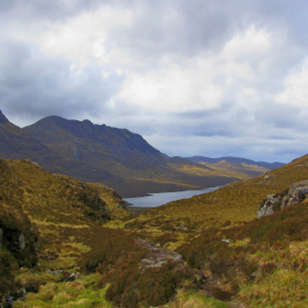 Scottish Highlands, Canon POWERSHOT SX110 IS