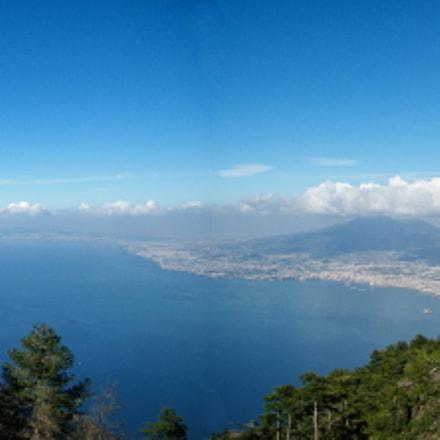 Golfo di Napoli, Fujifilm FinePix S2000HD S2100HD