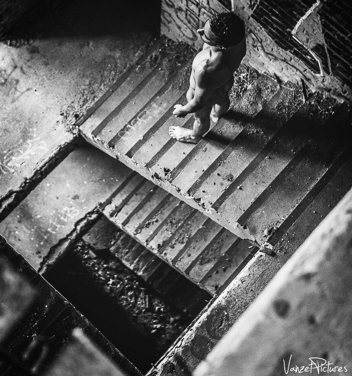 Photograph On stairs by Vanzet Pictures on 500px