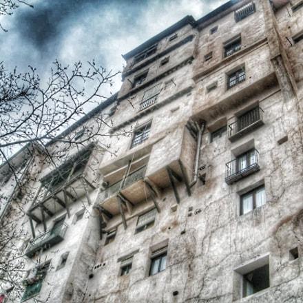 Cuenca Ciudad Encantada, Nikon E7600