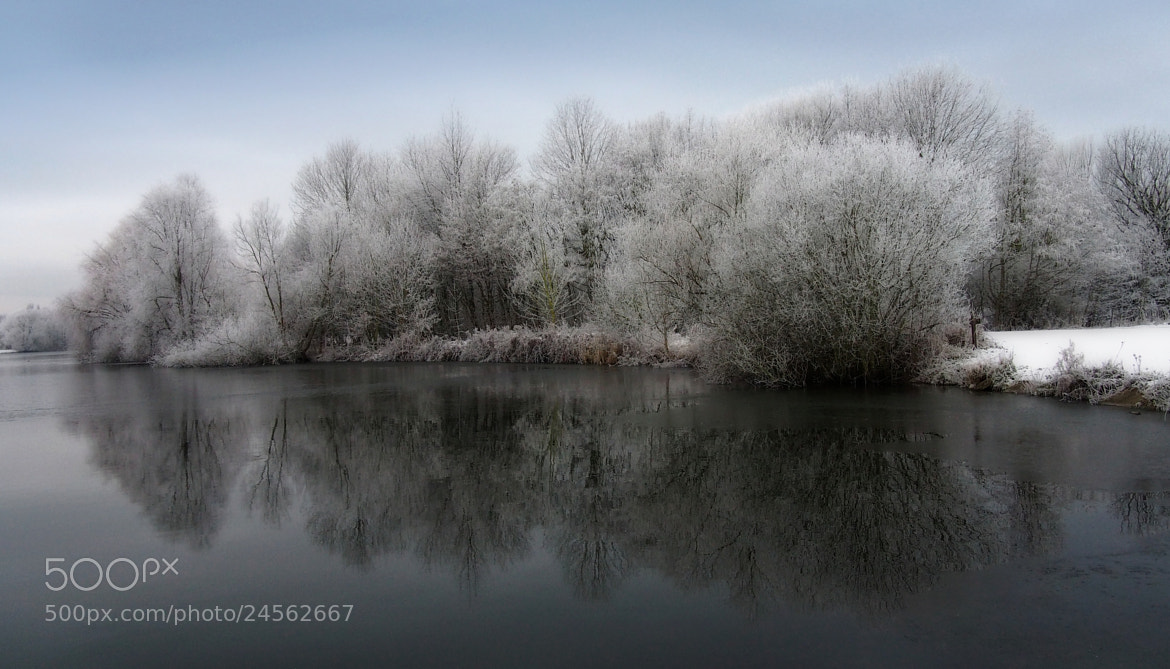 Photograph Hoar Frost by John Purchase on 500px
