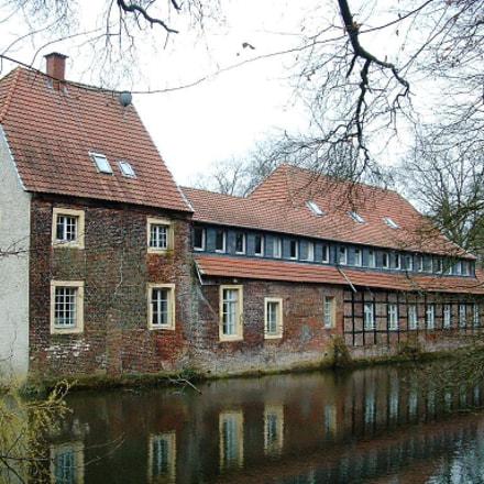 Wasserschloß Senden / Münsterland, Fujifilm FinePix S304