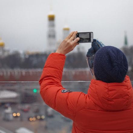 А из нашего окна, площадь Красная видна..., Canon EOS 5D MARK II, Tamron SP 70-300mm f/4.0-5.6 Di VC USD