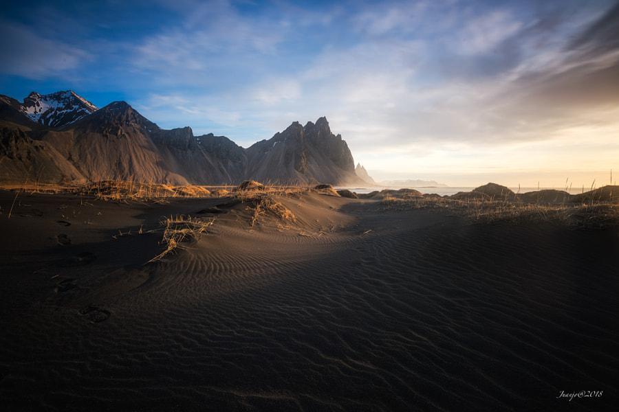 Footprints, автор — Juanjo Basurto на 500px.com