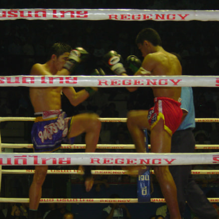 Kick Boxing in Bangkok, Sony DSC-P10