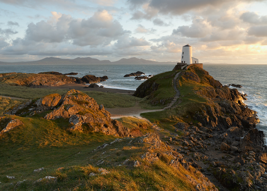 Photograph Llanddwyn Island, Anglesey, Wales by Russell Turner on 500px
