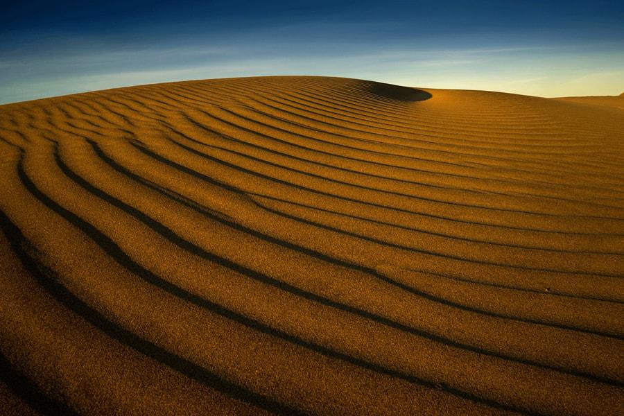 Dunes, автор — Vita Kamliuk на 500px.com