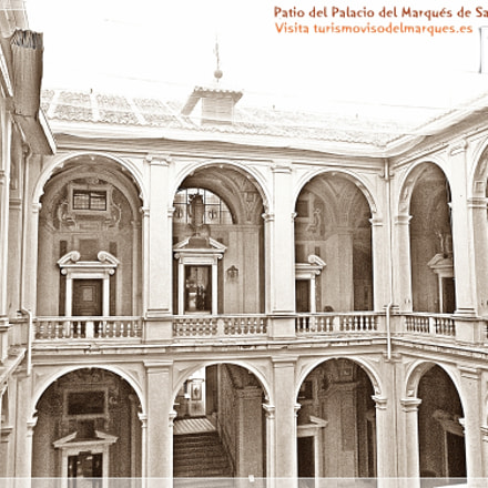 Patio palacio, Fujifilm FinePix JX300
