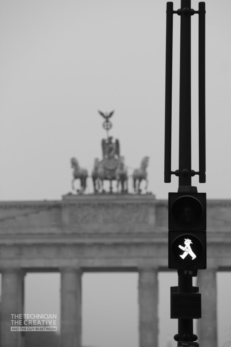 Photograph Brandenburger Ampelmännchen by The Technician, The Creative and The Guy in between on 500px