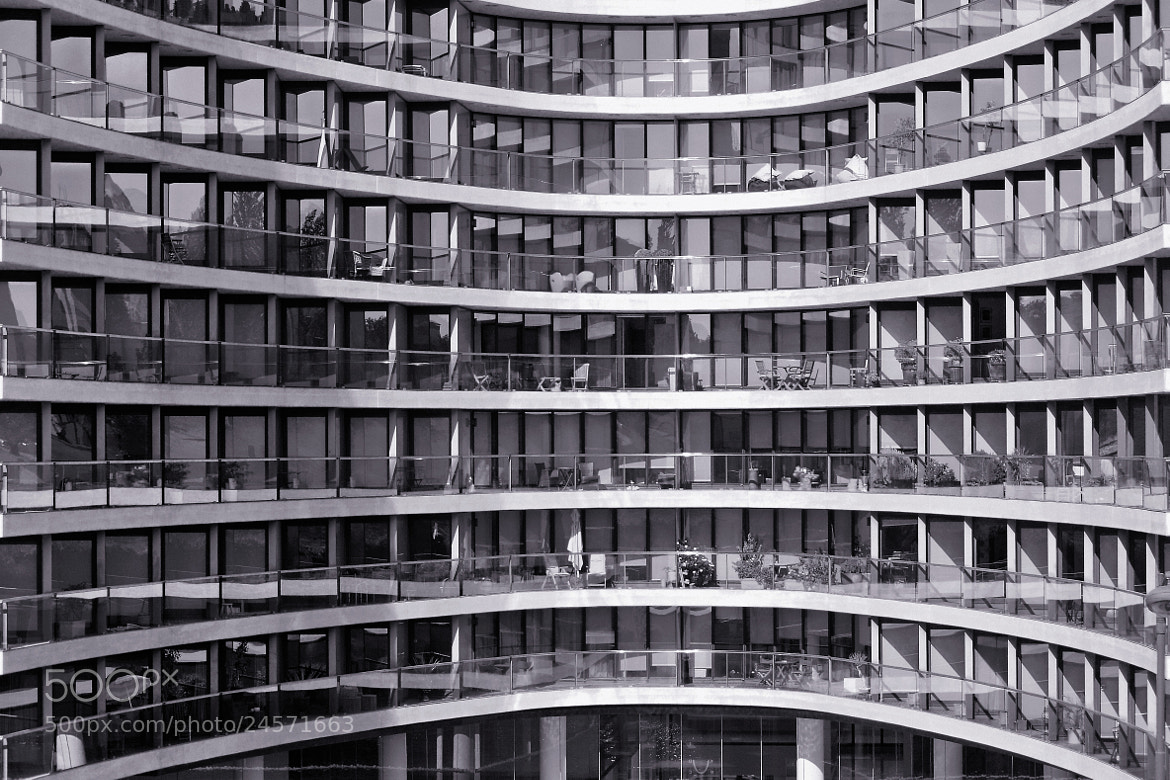 Photograph Balconies. by Miguel Silva on 500px