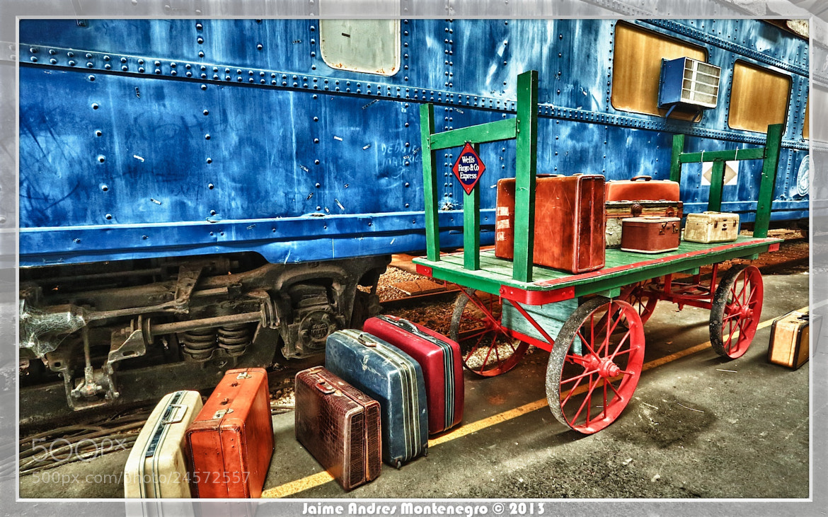 Photograph Colored Travel by Jaime Montenegro on 500px