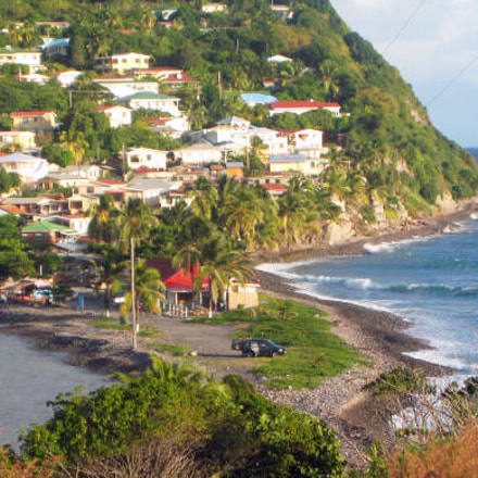 Caribbean Sea V Atlantic, Canon DIGITAL IXUS 850 IS