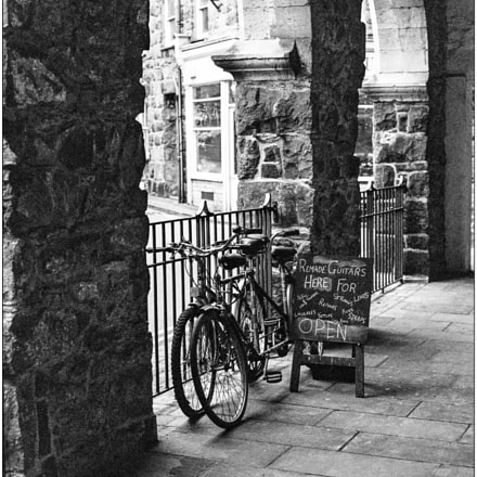 But not Bikes, Canon EOS 1N