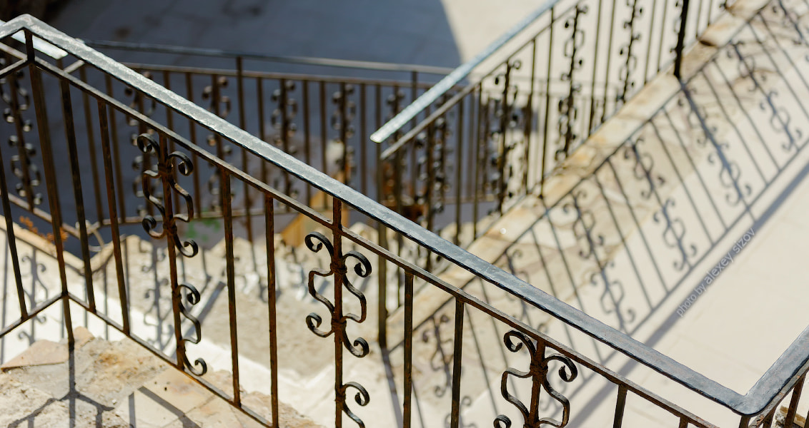 Photograph Railing by Alexey Sizov on 500px
