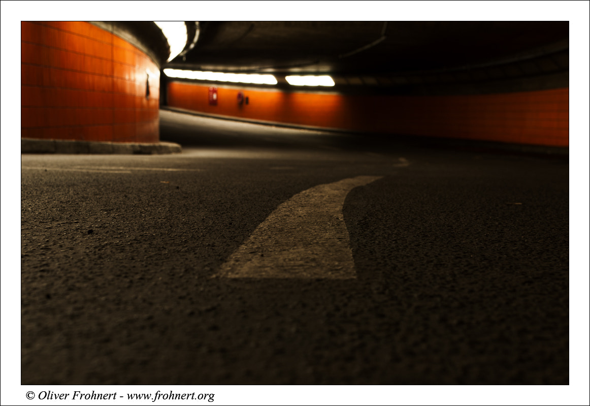 Photograph Lost Highway by Oliver Frohnert on 500px