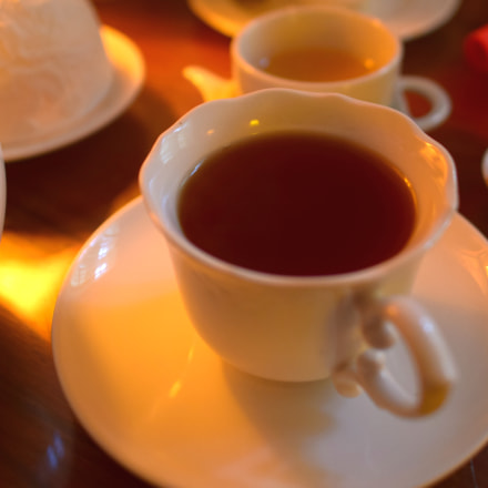 Tea, Nikon D3300, AF-S Nikkor 20mm f/1.8G ED