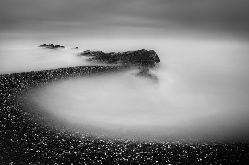 Photograph TIDAL CURVE by Anne McGrath on 500px