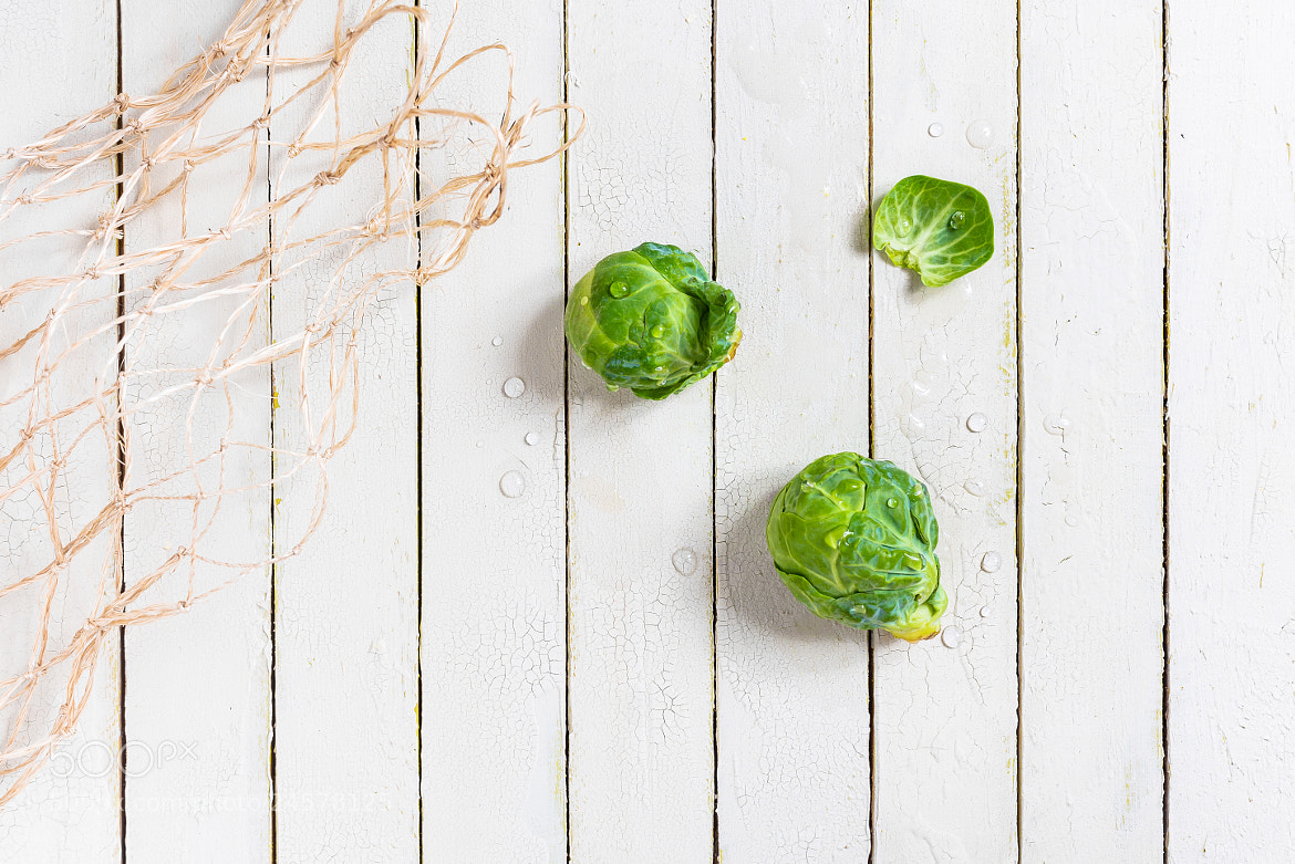 Photograph Brussels Sprouts by Suzanne Clements on 500px