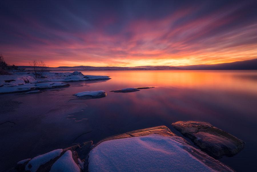 Break of Dawn by Ole Henrik Skjelstad on 500px.com