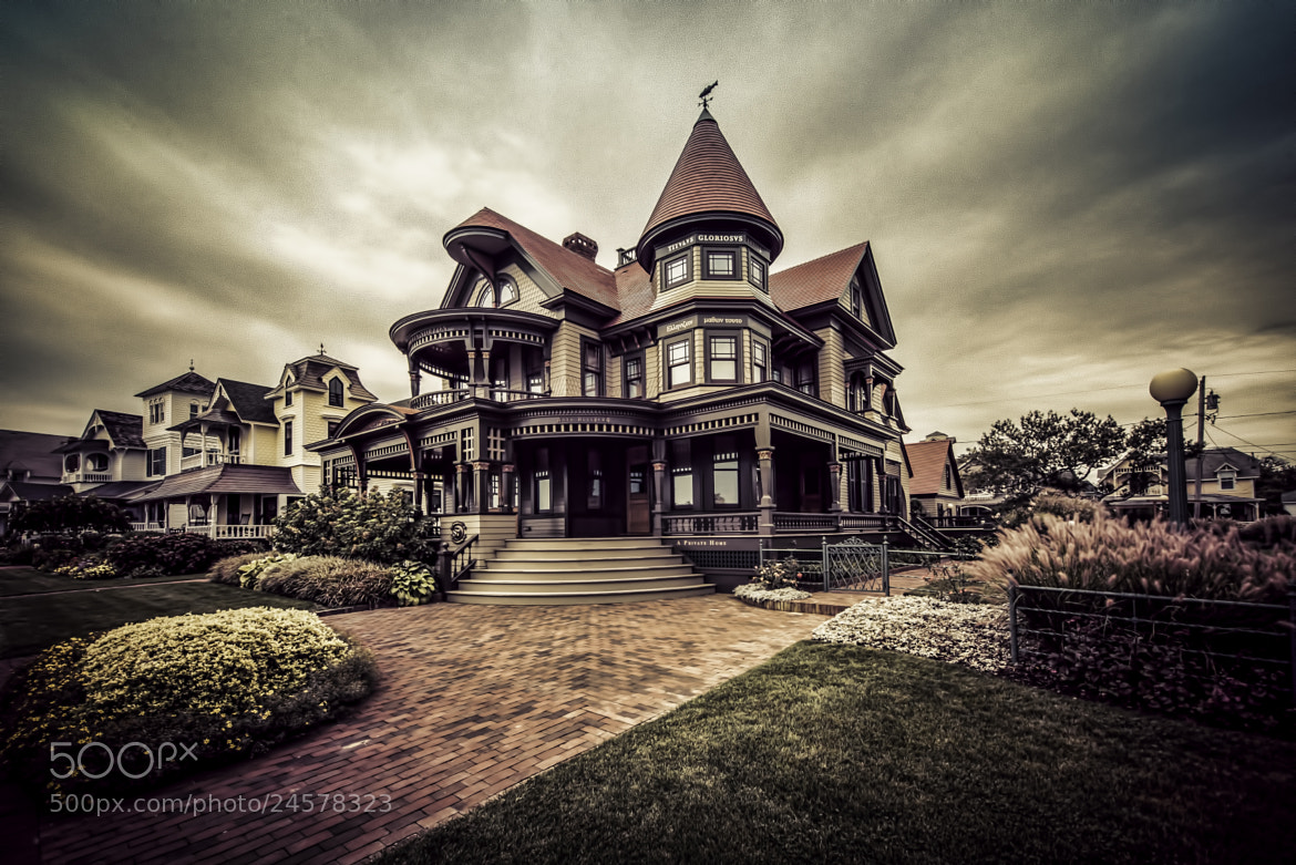 Photograph Oak Bluffs Manor by Todd Leckie on 500px