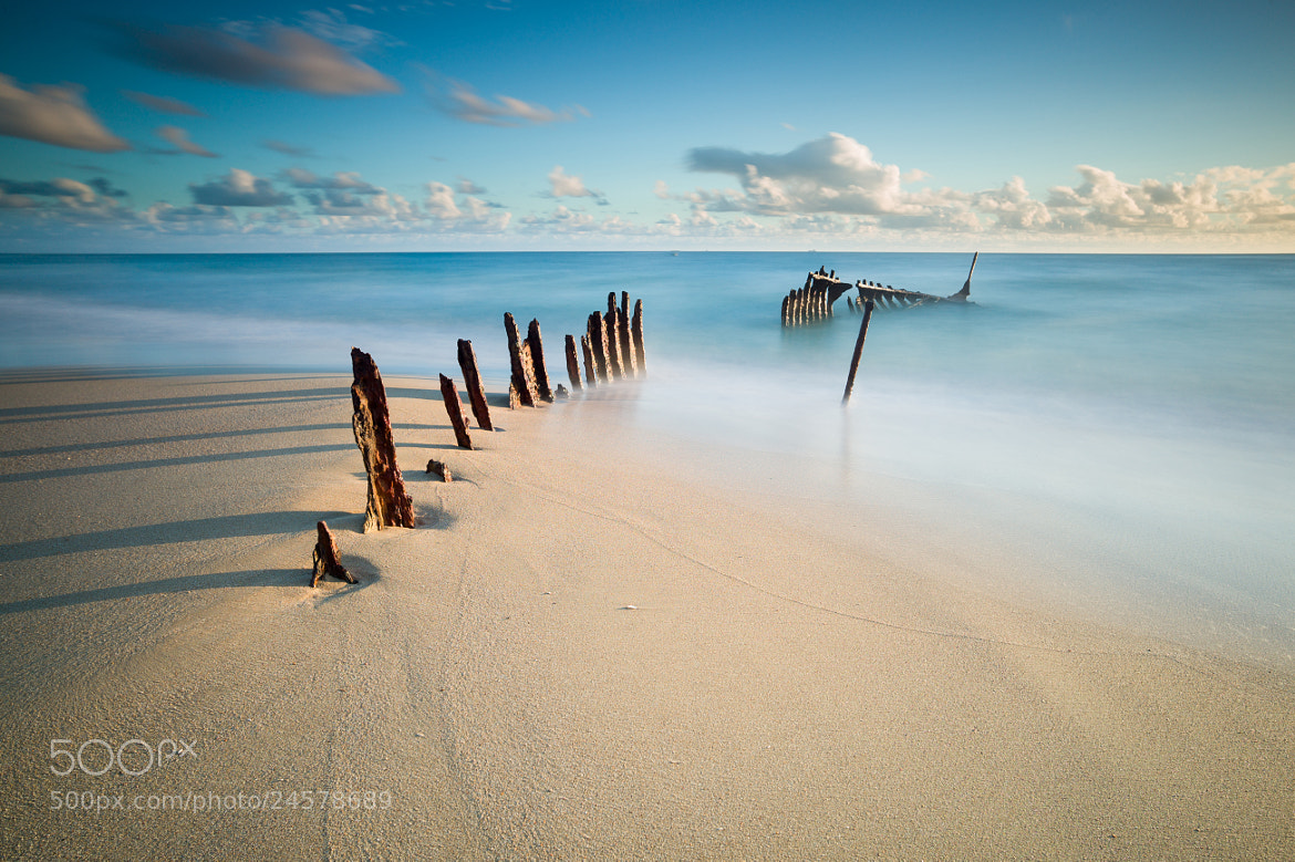Photograph Wreck  by Byron Prukston on 500px