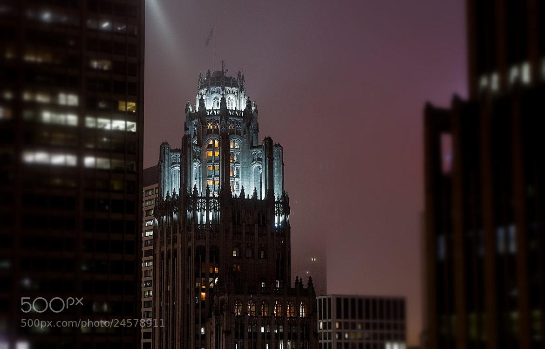 Photograph Urban Castle by Jay B. Wilson on 500px