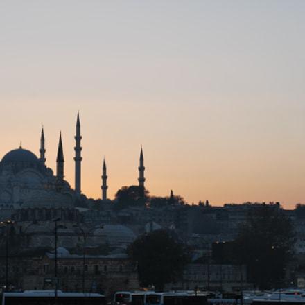 Istanbul, Nikon D60, AF-S Nikkor 50mm f/1.8G