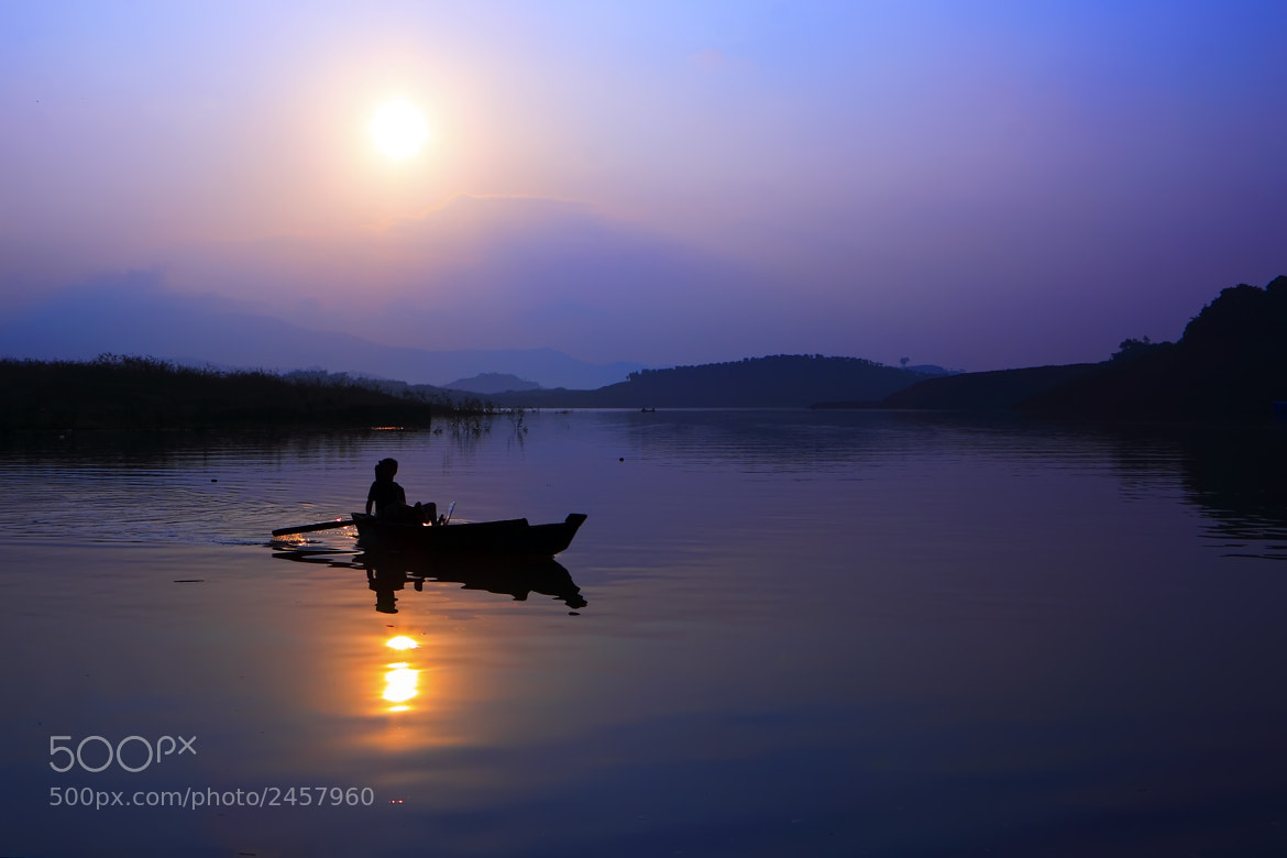 Photograph Reflection of sun by Dzung Viet Le on 500px