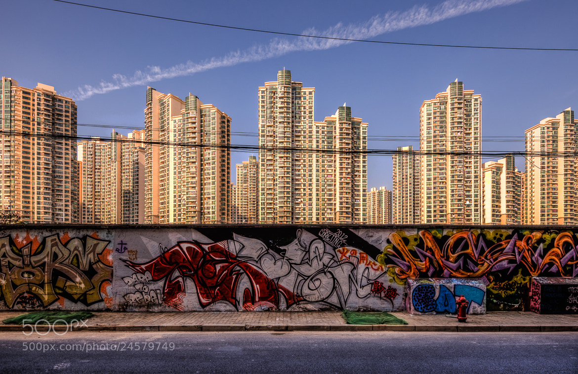 Photograph Shanghai Grafitti by Kevin Dharmawan on 500px