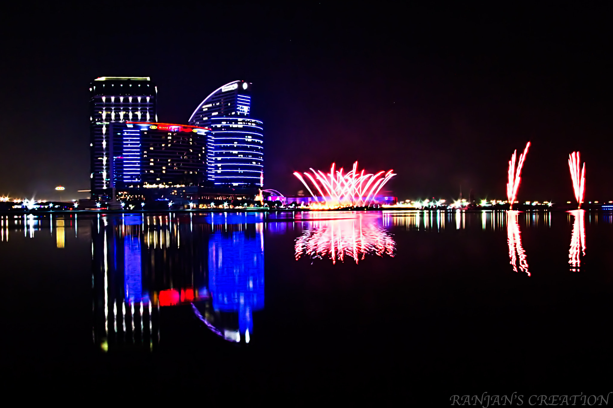 Photograph DSF Fireworks by RANJAN SM on 500px