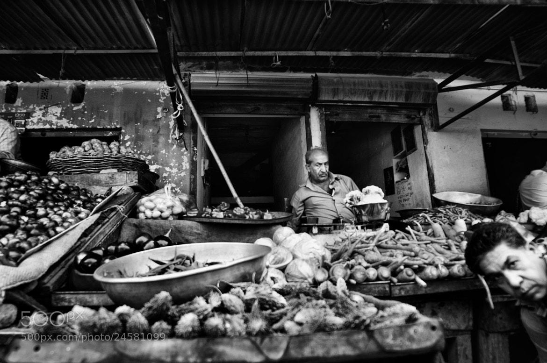 Photograph market  by Joanna Szymańska on 500px