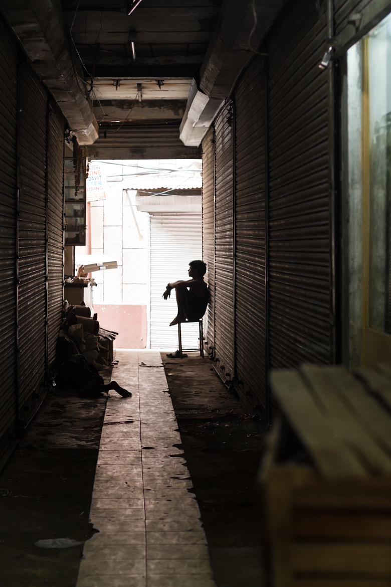 Photograph The alleyway at Chandni Chowk, India by Maresa Smith on 500px