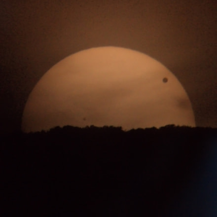 Venus transit, Sony DSC-W520