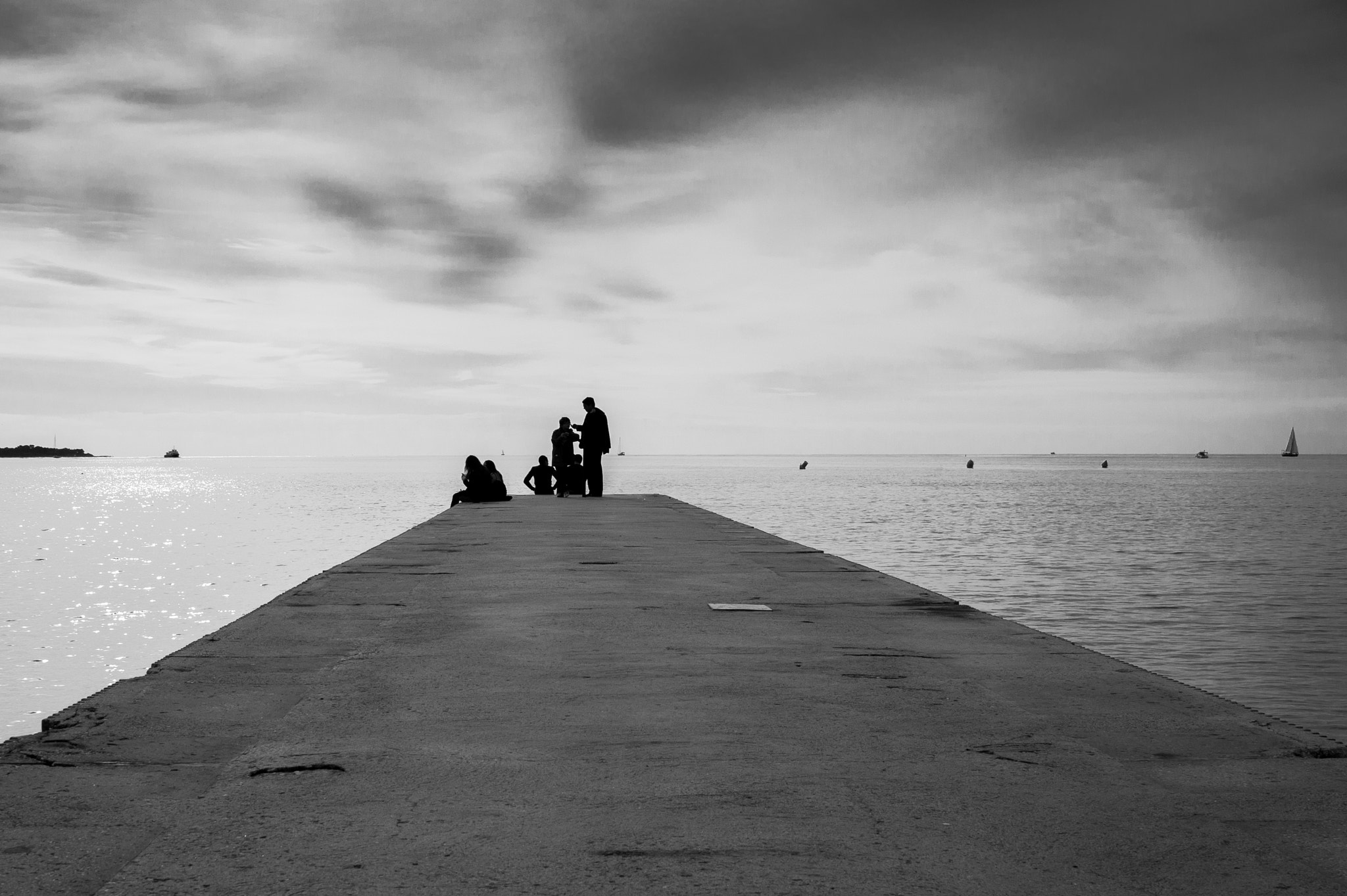 Photograph Cannes In January by Zoltán Istvánffy on 500px